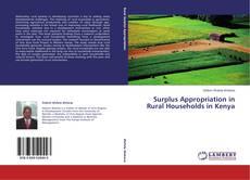 Capa do livro de Surplus Appropriation in Rural Households in Kenya