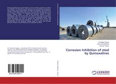 Buchcover von Corrosion Inhibition of steel by Quinoxalines