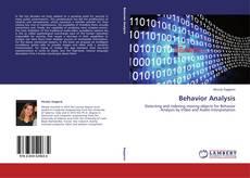 Couverture de Behavior Analysis