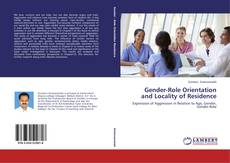 Bookcover of Gender-Role Orientation and Locality of Residence