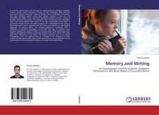 Bookcover of Memory and Writing