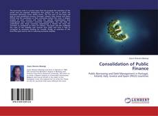 Bookcover of Consolidation of Public Finance