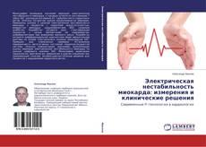 Bookcover of Электрическая нестабильность миокарда: измерения и клинические решения
