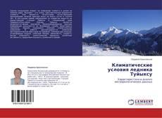 Климатические условия ледника Туйыксу的封面