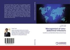 Copertina di Management of intra-abdominal infections
