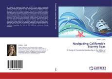 Copertina di Navigating California's Stormy Seas