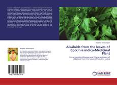 Bookcover of Alkaloids from the leaves of Coccinia indica-Medicinal Plant