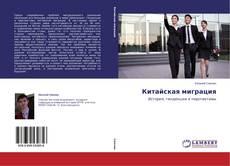 Bookcover of Китайская миграция