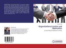 Обложка Organizational Justice and Motivation
