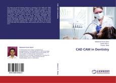 Buchcover von CAD CAM in Dentistry