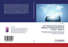 Capa do livro de ICT Technical Training to Address Unemployment in Kenya - Book II