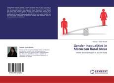 Portada del libro de Gender Inequalities in Moroccan Rural Areas