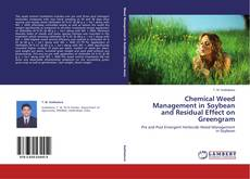 Bookcover of Chemical Weed Management in Soybean and Residual Effect on Greengram