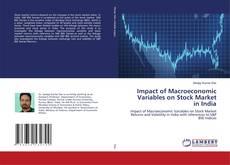 Capa do livro de Impact of Macroeconomic Variables on Stock Market in India