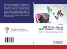 Capa do livro de WTO Membership and South Caucasus Economies