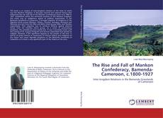 Portada del libro de The Rise and Fall of Mankon Confederacy, Bamenda-Cameroon, c.1800-1927