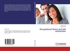 Bookcover of Occupational Stress and Job satisfaction