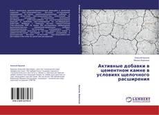 Bookcover of Активные добавки в цементном камне в условиях щелочного расширения