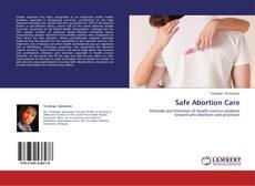 Safe Abortion Care kitap kapağı