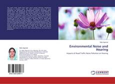 Bookcover of Environmental Noise and Hearing
