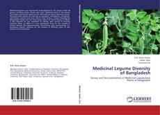 Medicinal Legume Diversity of Bangladesh kitap kapağı