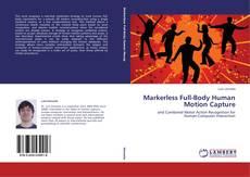 Couverture de Markerless Full-Body Human Motion Capture