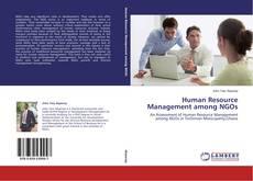 Capa do livro de Human Resource Management among NGOs