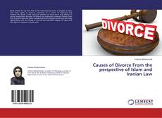 Bookcover of Causes of Divorce From the perspective of Islam and Iranian Law