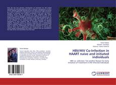 Обложка HBV/HIV Co-Infection in HAART naive and initiated individuals