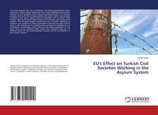 EU's Effect on Turkish Civil Societies Working in the Asylum System kitap kapağı