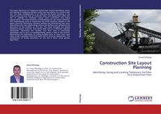 Bookcover of Construction Site Layout Planning