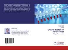 Couverture de Growth Factors in Periodontics