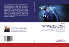 Capa do livro de Technological Capability of Human Resources