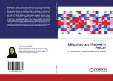 Borítókép a  Metadiscourse Markers in Persian - hoz