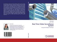 Bookcover of Real Time Video Surveillance System