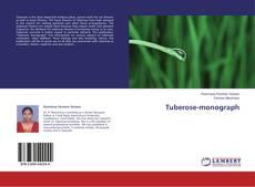 Borítókép a  Tuberose-monograph - hoz