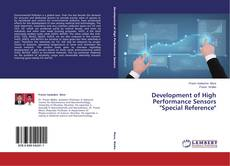 "Portada del libro de Development of High Performance Sensors ""Special Reference"""