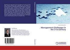 Bookcover of Management Challenges in the 21st Century