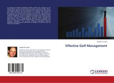 Portada del libro de Effective Golf Management