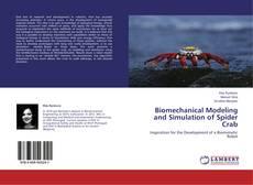Обложка Biomechanical Modeling and Simulation of Spider Crab