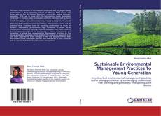 Portada del libro de Sustainable Environmental Management Practices To Young Generation