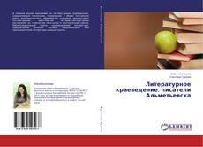 Bookcover of Литературное краеведение: писатели Альметьевска