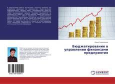 Bookcover of Бюджетирование в управлении финансами предприятия