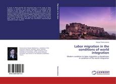 Bookcover of Labor migration in the conditions of world integration