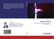 Buchcover von Needs Analysis