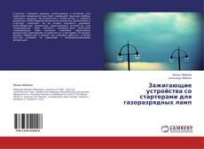 Bookcover of Зажигающие устройства со стартерами для газоразрядных ламп