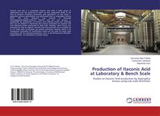 Bookcover of Production of Itaconic Acid at Laboratory & Bench Scale