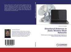 Portada del libro de Directional Antennas in Static Wireless Mesh Networks