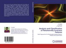 Couverture de Analysis and Classification of Rotationally Invariant Textures