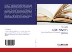 Bookcover of Acrylic Polymers